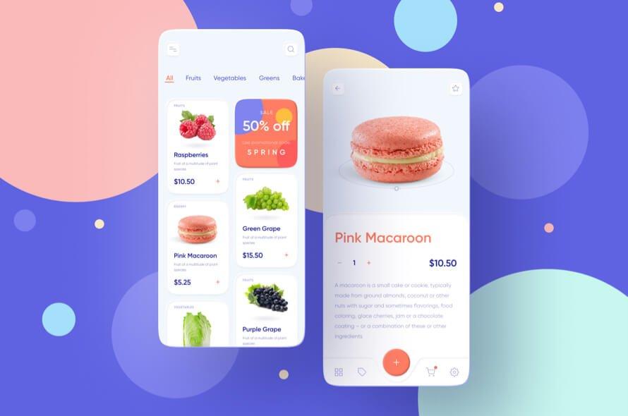 Foodstuffs Shopping App Free