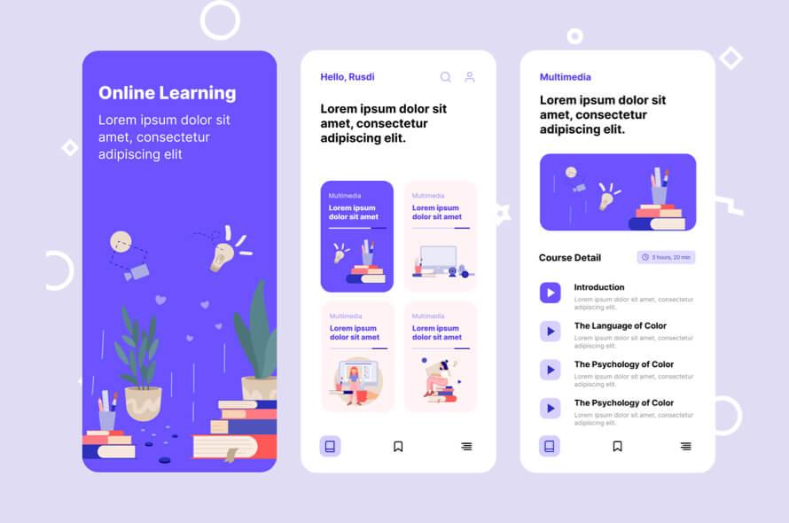 Free Online Learning App