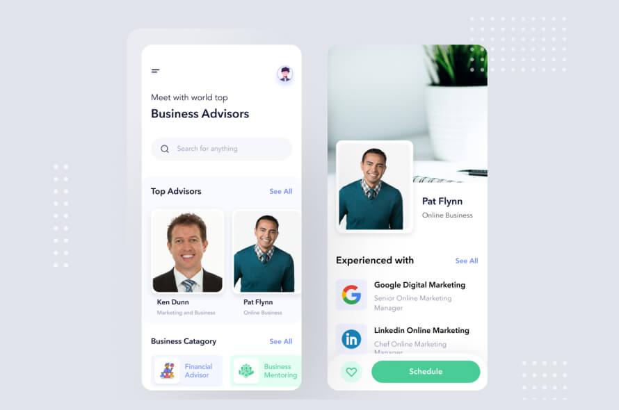 Free Business Advisor Mobile App